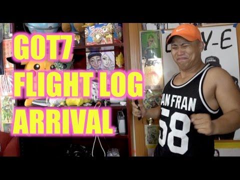 GOT7 FLIGHT LOG ARRIVAL ALBUM (FIRST LISTEN)