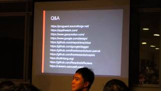Building Android App at Carousell by Hoang N. - Singapore Android Developers May 2015 Meetup Part 2