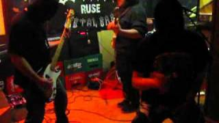 Sauerkraut - Mutilated Regurgitator (Agathocles) - live@ Legacy Club [Ruse] 12.03.2011