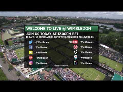 Live@Wimbledon 2016 – Day 4