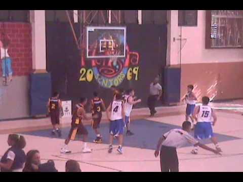 William Schaening Basketball PR 2008 2009