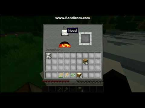 How to build crafting table and furnace in minecraft for How to craft a furnace in minecraft