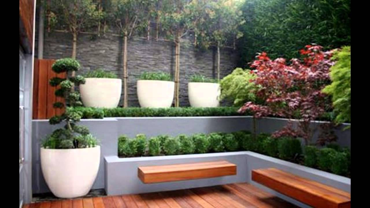 Patio ideas for small spaces - YouTube on Patio Ideas For Small Spaces id=57395