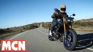 Yamaha MT-09 SP | First Ride | Motorcyclenews.com