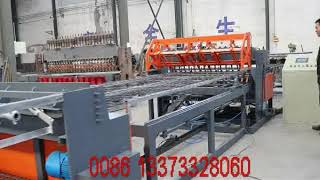 3-6mm Wire Mesh Panel Machine/welded Wire Mesh Sheet Machine