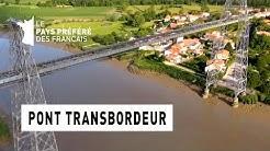 Le pont Transbordeur de Rochefort - Région Poitou-Charentes - Le Monument Préféré des Français