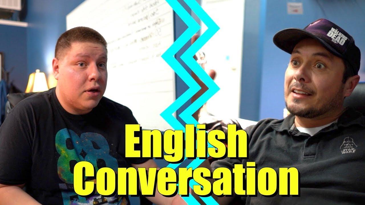 Una Conversación en Inglés sobre la Película