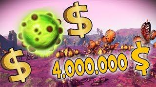 ZAROBIŁEM 4.000.000$ NA KOSMICZNYCH JAJKACH  NO MAN'S SKY #8