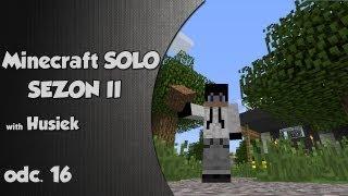 Minecraft Husiek SOLO Sezon II - Cyna, elektryczność oraz nowa piwnica ! odc.16