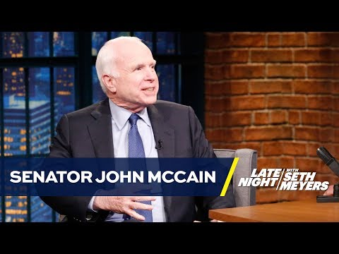 Senator John McCain: Pay Attention to What Trump Does, Not What He Says