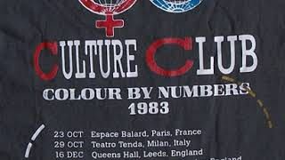Culture Club \White Boy\ Hammersmith Odeon London Tuesday 20th December 1983 Audio