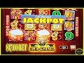 YES! WE DID IT JACKPOT ON DANCING DRUMS  | HIGH LIMIT SLOTS | 4 COIN TRIGGER