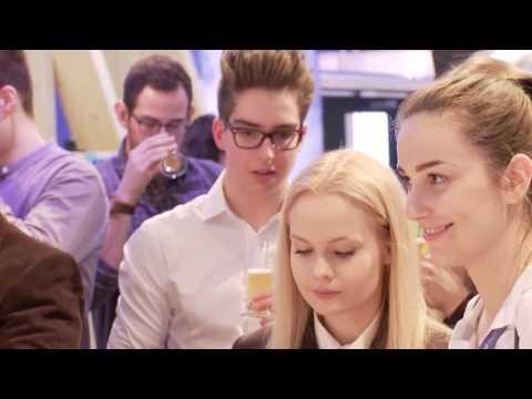 "das Gesicht Bayerns der Kampagne ""traditionell anders"", ITB 2017 in Berlin"