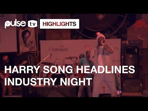 Harry Songs Headlines Industry Night At African Shrine | Pulse TV