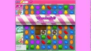 Candy Crush Saga level 326 3 stars