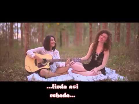 Anavitoria - Coisa linda -subtitulada español