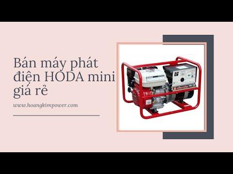 Cần bán máy phát điện gia đình mini Honda cũ 2kva
