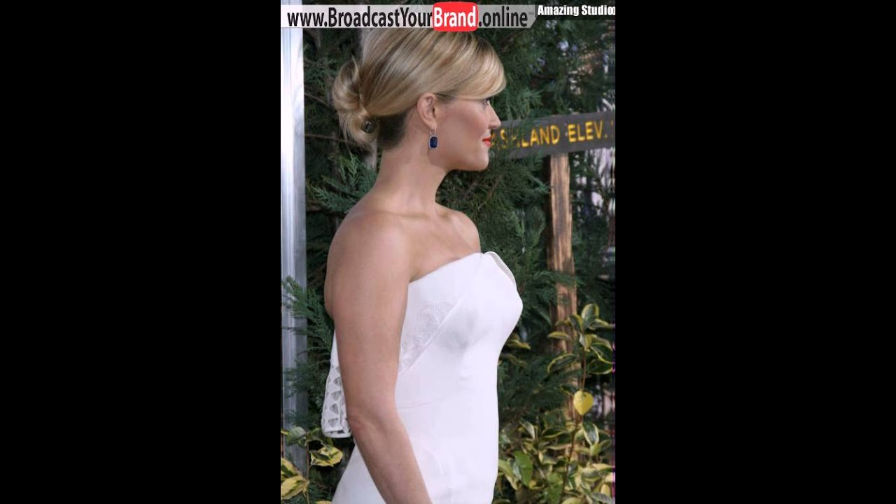 Updo Idea For Dark Blonde Long Hair From Reese Witherspoon Youtube