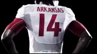 New Arkansas Razorback Logo