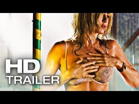 WE'RE THE MILLERS Red Band Trailer Deutsch German | 2013 Official Jennifer Aniston [HD]