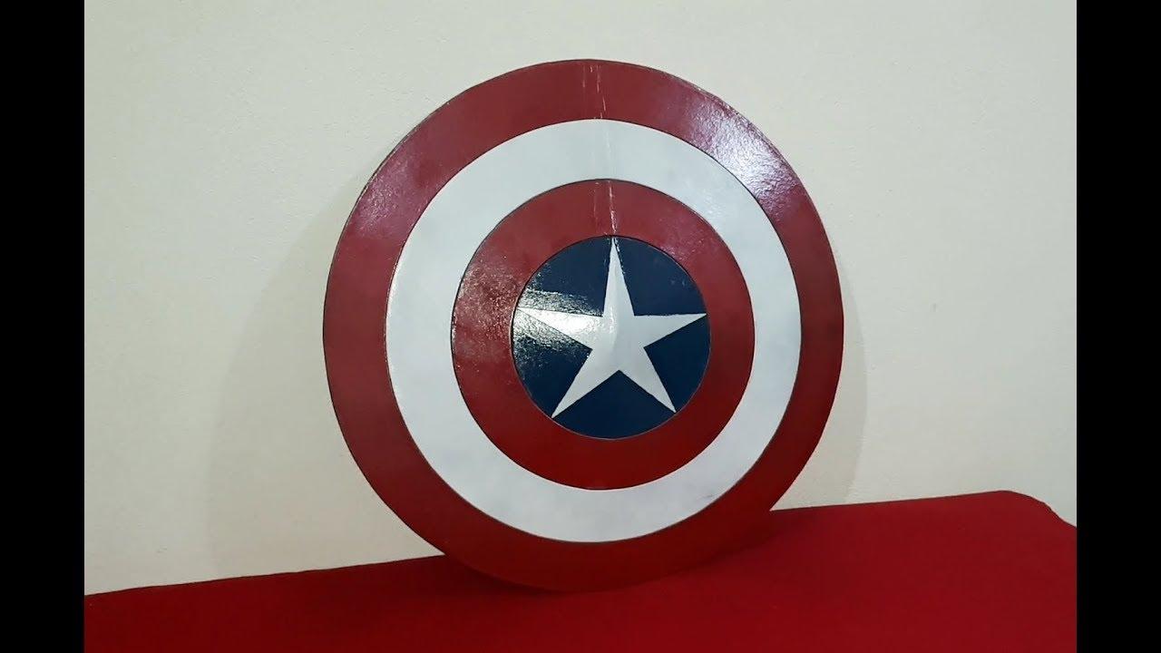 Como El Captain America Arms De Escudo Capitan Hacer Americacoat Of 35KF1uTlJc