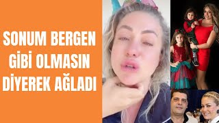 Yeliz Yeşilmen Hüngür Hüngür Ağladı: Sonum Bergen Gibi Olmasın!