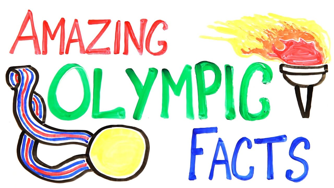 Facts About The Olympic Rings For Kids