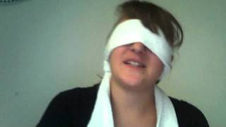 Chris Brown- Look At Me Now *BLINDFOLDED*