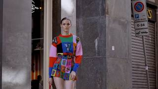 Versace Spring-Summer 2019 | The Spring Edit Campaign