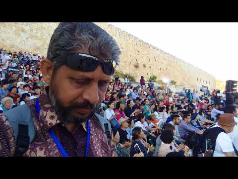 Jubilee worship/Jerusalem wall/Israel tour/28th September, 2017