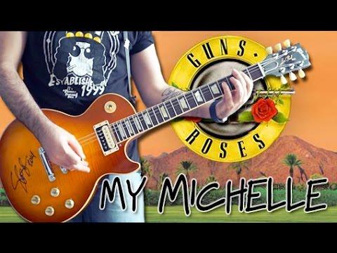 Danilo - My Michelle Full Instrumental Cover (Guns N Roses)