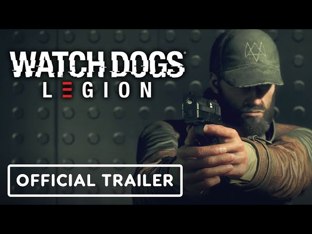Watch Dogs Legion How To Get Aiden Pearce Playable Character