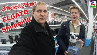Media Markt SHOPPING Elgato Game Capture HD 60 kaufen? Vlog TipTapTube
