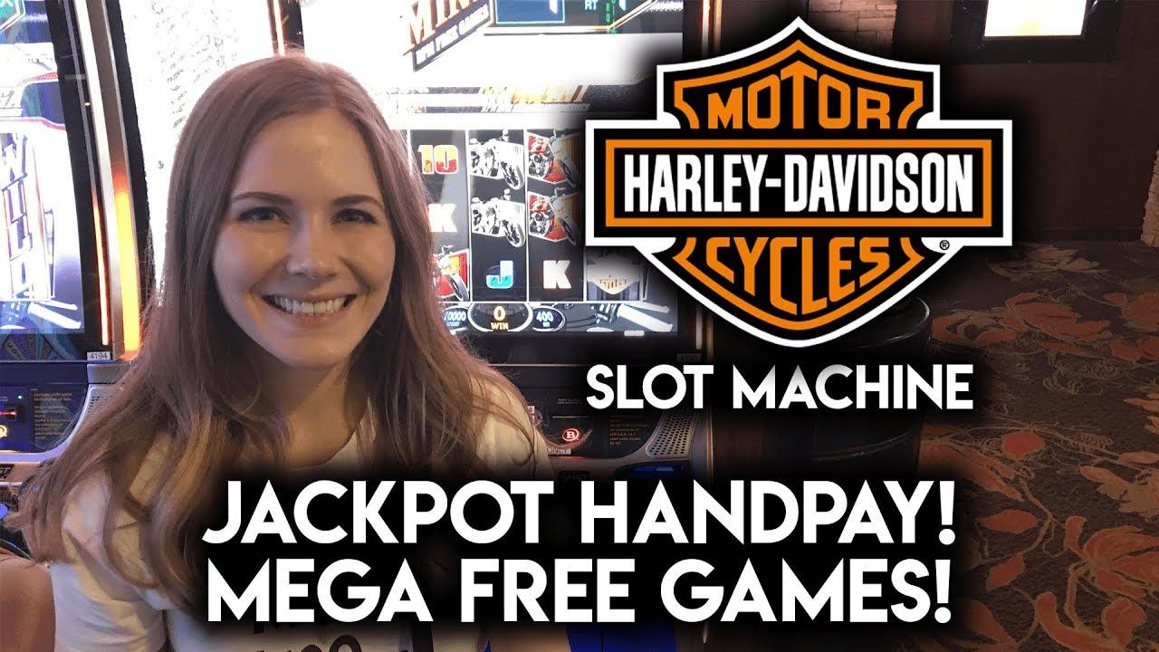 Harley davidson slot machine youtube betfred blackjack tips
