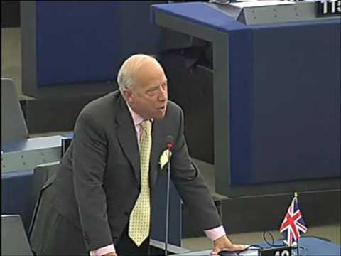 Godfrey Bloom slams global warming scam