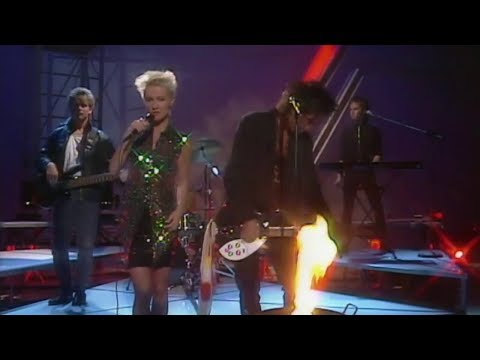 Roxette It must have been love(Christmas for the broken hearted)Nedräkningen 31-12-89