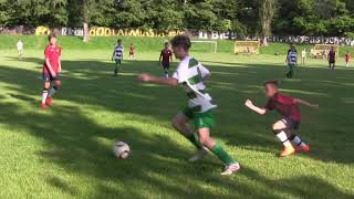 CZ1-Liga Trampkarza (2004)-Gutek (2006) Iskrą Kochlice u Lidera-Mecz z Górnikiem Złotoryja-I Połowa