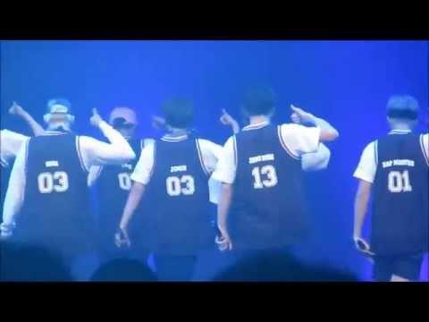 쩔어 (DOPE) (Jungkook & Jimin focus) - 150911 BTS Fanmeet in Jakarta