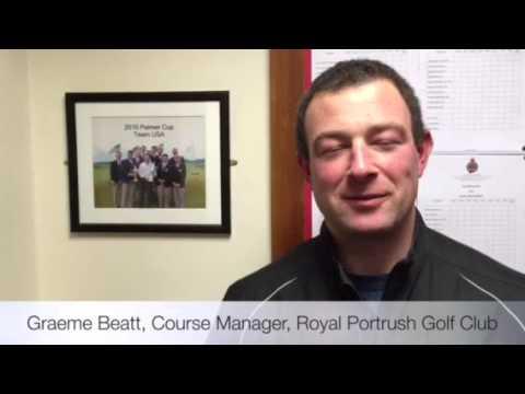 Royal Portrush Golf Club: PGA Show 2016 Preview by TheGolfPA.com