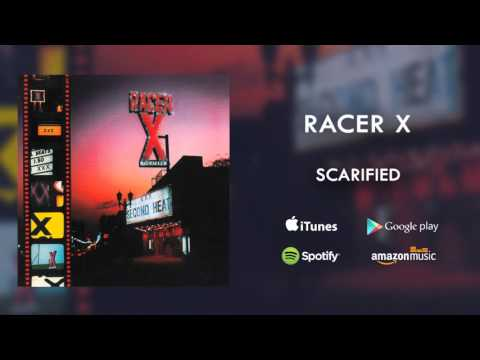 Racer X - Scarified (Official Audio)