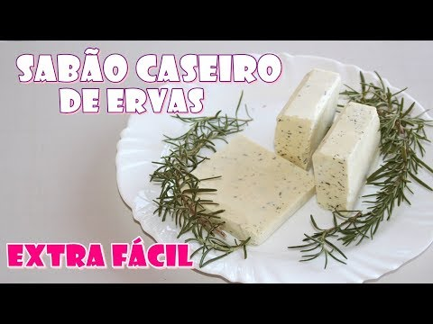 SABÃO CASEIRO PARA O MÊS TODO COM APENAS R$ 3,00 - Fran Adorno