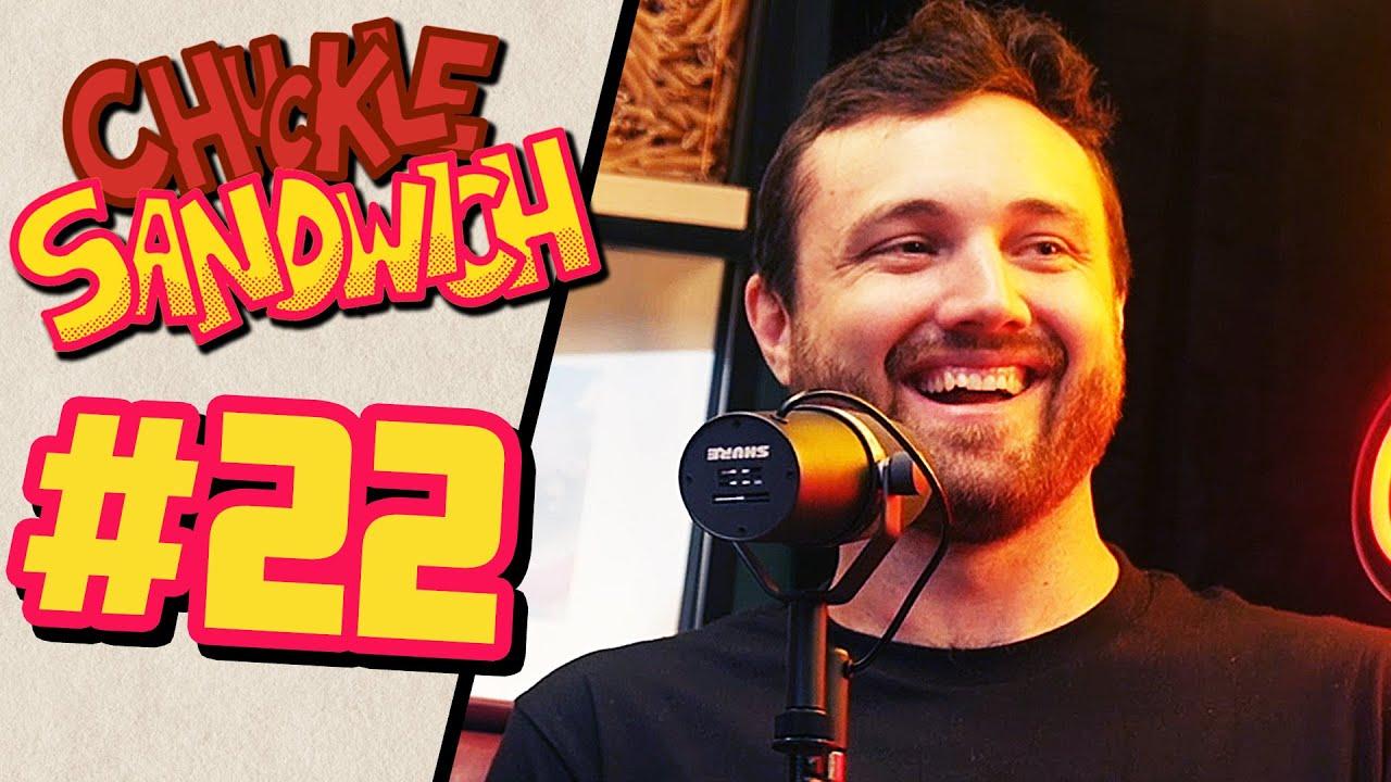 William Osman & Chuckle Week Begins! - Chuckle Sandwich Podcast #22