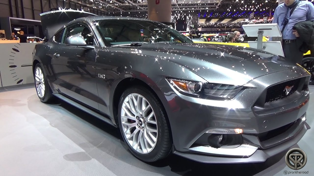 2016 Ford Mustang Gt Geneva Motor Show Youtube Single Phase Wiring Diagrams Car Release Date