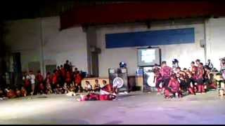 BUWIS BUHAY New Dimension Movers 1st runner up Street Dance Battle Revolution