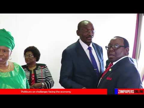 Zanu-PF Politburo tackles challenges facing the economy