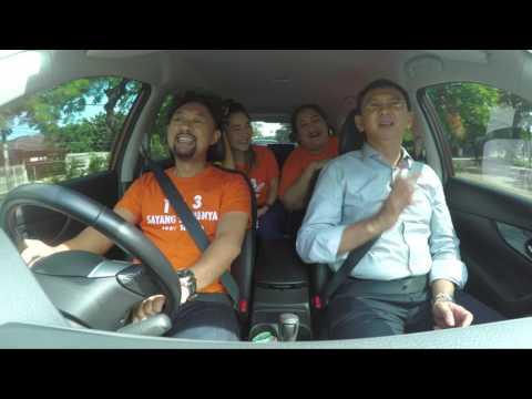 Ahok #NEBENGSERU Part 1: Ahok Suka Nonton TV di Kamar Mandi