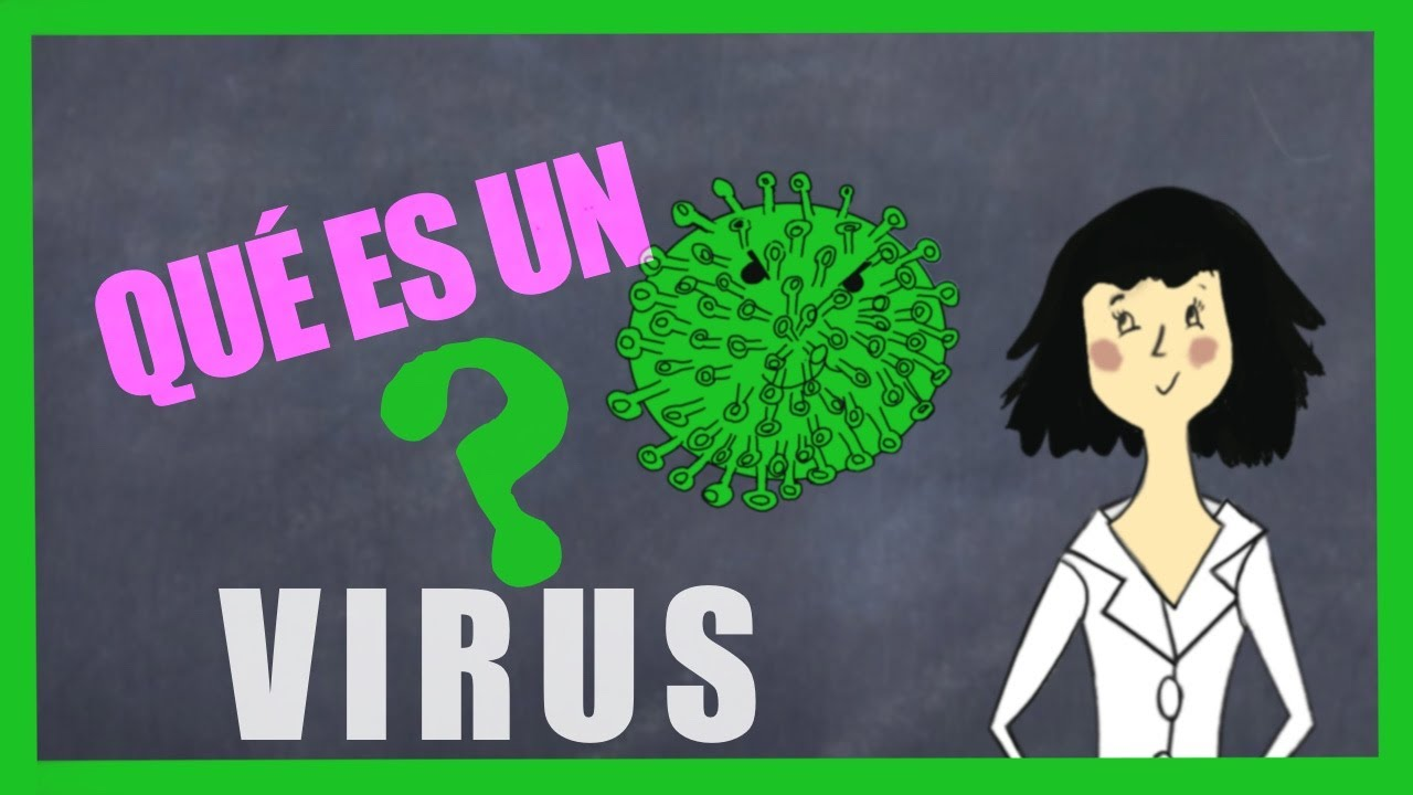 Download ¿Qué es un virus? Contado para niños (y mayores) en 4 minutos