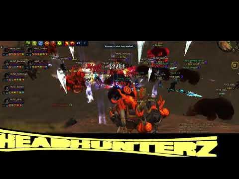 HeadhunterZ job activity Belenus Online