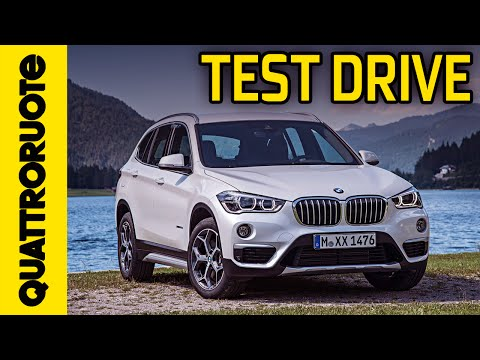 BMW X1 XDRIVE 2.0D 2016 Test Drive