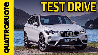 BMW X1 XDRIVE 2.0D 2016 Test Drive